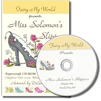 Miss Solomons Slippers Papercrafting CD