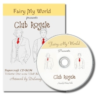 Club Royale Papercrafting CD